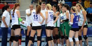 Türkiye Bayanlar Voleybol 1. Ligi – Bursaspor: 3 – Vakıfbank: 0