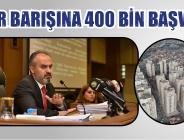 İMAR BARIŞINA 400 BİN BAŞVURU